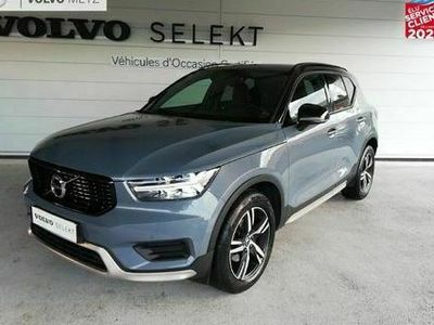 occasion Volvo XC40 D3 AdBlue 150ch R-Design Geartronic 8 1ere main LED GPS SIeges Chauf