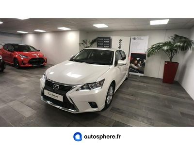 occasion Lexus CT200h Luxe