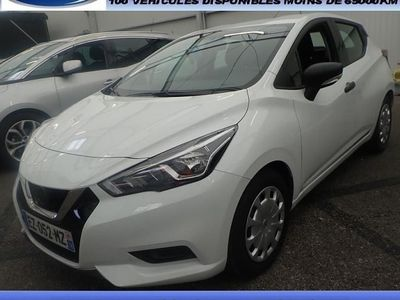 occasion Nissan Micra 1.0 71CH VISIA PACK
