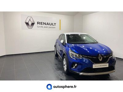 occasion Renault Captur 1.5 Blue dCi 115ch Intens