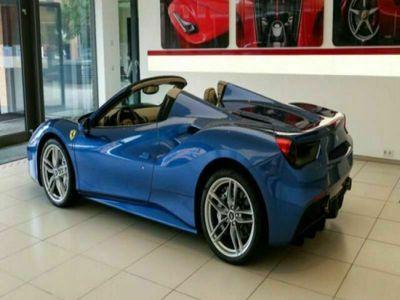 occasion Ferrari 488 Spider V8 3.9 bi-turbo