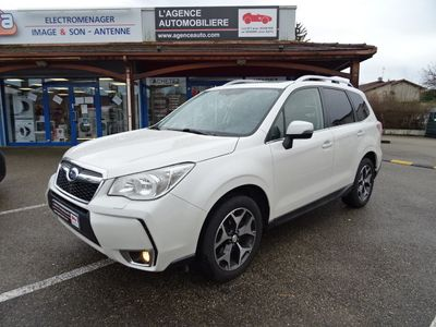 occasion Subaru Forester (Forester 2.0D Sport 71000 KMS)