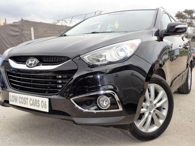 occasion Hyundai ix35 (2.0 CRDi 184 4WD Pack Premium A)