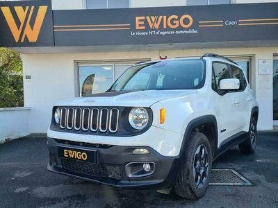 occasion Jeep Renegade 1.4 MultiAir S&S 140 ch Longitude