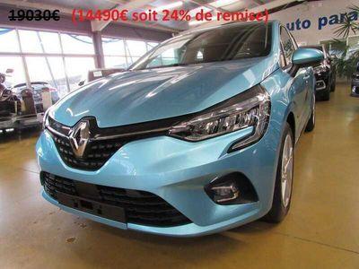 occasion Renault Clio V 1.0 TCE 100 ZEN + OPTIONS NEUVE - 24%