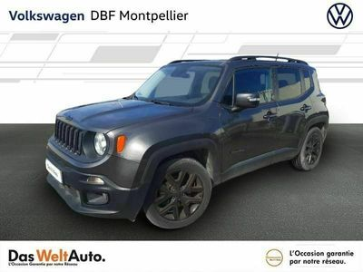 occasion Jeep Renegade 1.6 MultiJet S&S 120ch Night Eagle