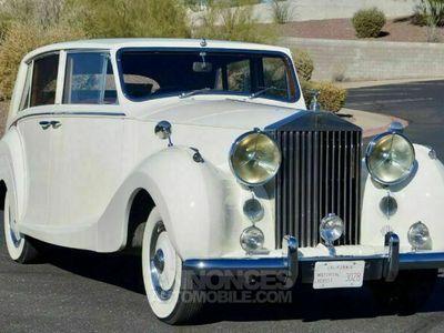 occasion Rolls Royce Wraith Silver1951