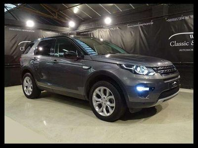 occasion Land Rover Discovery Sport 2.0 TD4 HSE / AUTO/ CUIR /CAMERA / NAVI /EURO 6