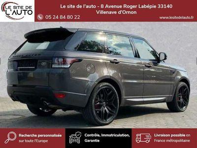 occasion Land Rover Range Rover 3.0 SDV6 306CH HSE DYNAMIC MARK V