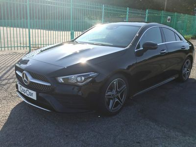 occasion Mercedes CLA180 Classed 116ch Amg Line