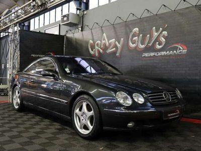 occasion Mercedes CL600 CL 600AMG V12