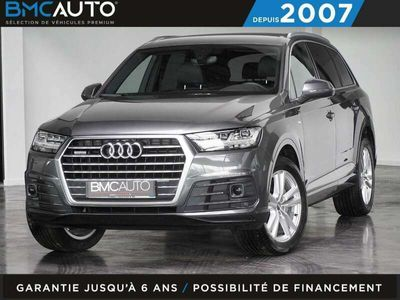 occasion Audi Q7 S-Line 7 places 3.0 V6 Tdi 272ch S-Tronic 11750Km