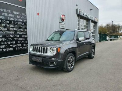 occasion Jeep Renegade Renegade1.4 I MultiAir S&S 140 ch Limited Limited Advanced Technologies