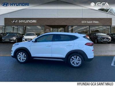 occasion Hyundai Tucson 1.6 CRDI 136ch hybrid 48V Creative DCT-7 Euro6d-Evap - VIVA2640759