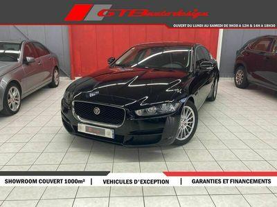 occasion Jaguar XE 2.0D 163CH E-PERFORMANCE PURE BVA8