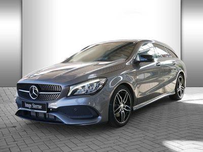 occasion Mercedes CLA250 Shooting Brake 4M AMG Line NAVI LED