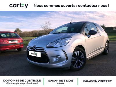 occasion Citroën DS3 Cabriolet DS3 CABRIOLET e-HDi 90 Aird