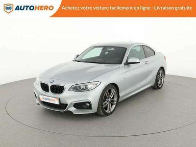occasion BMW 220 Coupé d M sport 190 ch
