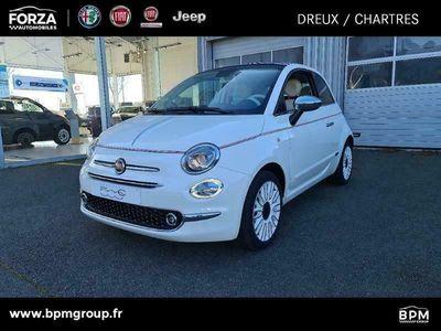 occasion Fiat 500C 1.0 70ch BSG S&S Dolcevita