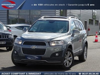 occasion Chevrolet Captiva Captiva2.2 Vcdi 163ch Lt+ S&s 4x2