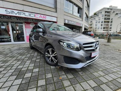 occasion Mercedes B180 CLASSEd Business