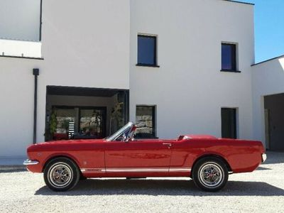 occasion Ford Mustang GT Convertible factory A code