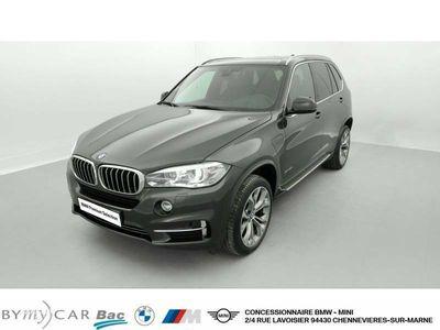 occasion BMW X5 X5 F15 2016 - SOPHISTOGRAU BRILLANTEFFEKT METALLI Métallisée -xDrive40e 313 ch BVA8 Exclusive