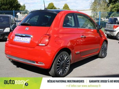 occasion Fiat 500 1.3 Multijet 95 Club Cuir Toit Pano Gps