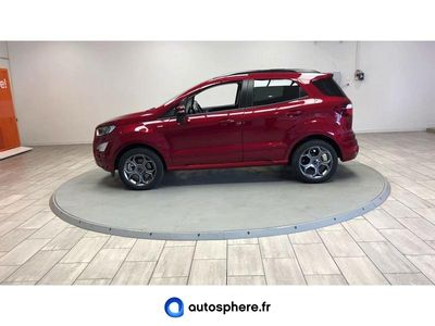 occasion Ford Ecosport 1.0 EcoBoost 125ch ST-Line