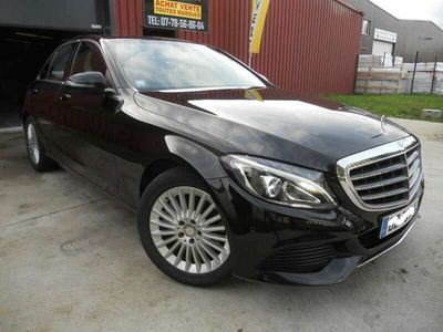 occasion Mercedes C300 Classe Blu Hybrid Business Executive 7G-Tronic A