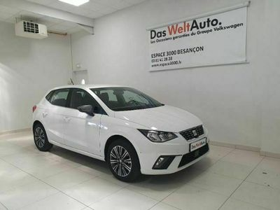 occasion Seat Ibiza 1.0 EcoTSI 95ch Start/Stop Xcellence Euro6d-T