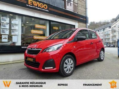occasion Peugeot 108 Style VTi 72ch S&S BVM5