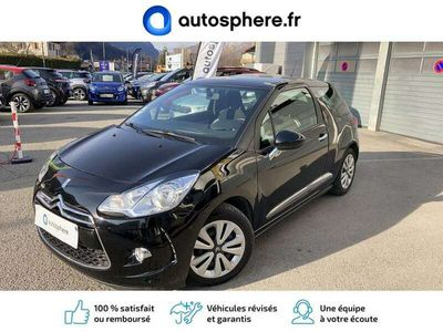occasion Citroën DS3 1.2 VTi Puretech Chic
