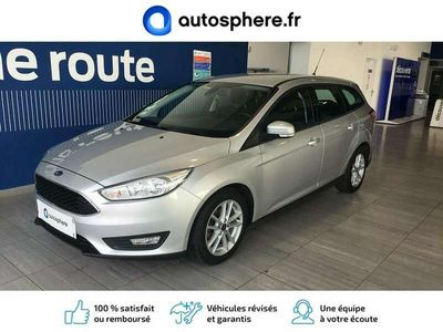 occasion Ford Focus SW 1.0 EcoBoost 125ch Stop&Start Sync Edition