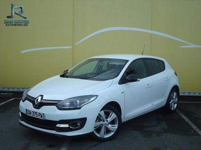 occasion Renault Mégane III dCi 110 Energy eco2 Limited E6