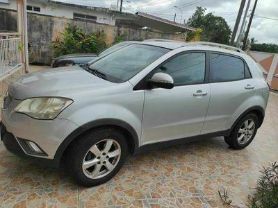 occasion Ssangyong Korando 200 e-XDI 4WD Luxe A