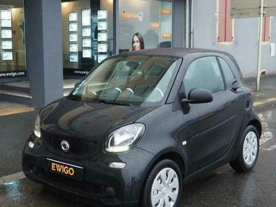 occasion Smart ForTwo Coupé III 1.0 71 PURE CLIM AUTO 34 600KMS
