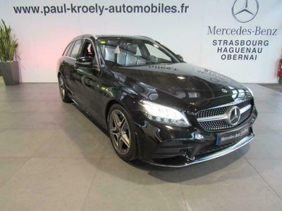occasion Mercedes C220 Classed 194ch AMG Line 9G-Tronic