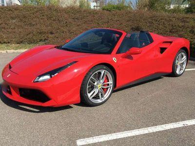 occasion Ferrari 488 4.0 V8 670ch Spider