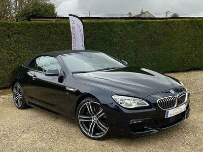 occasion BMW 640 Serie 6 cabriolet d 313 ch