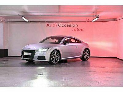 occasion Audi TTS Coupé 2.0 TFSI quattro 228 kW (310 ch) S tronic