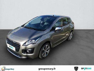 occasion Peugeot 3008 1.6 BlueHDi 120ch Féline S\u0026S