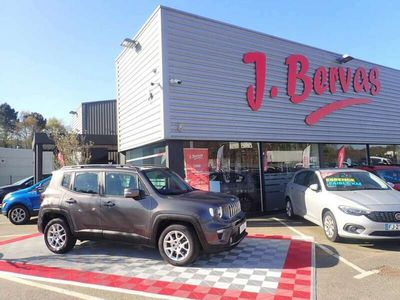 occasion Jeep Renegade 1.3 GSE T4 150 ch BVR6 Limited