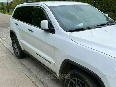 occasion Jeep Grand Cherokee 3.0 V6 TD Limited (EU6d)