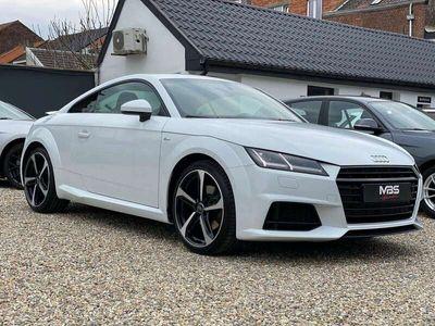 occasion Audi TT 1.8 TFSI * S LINE * COCKPIT * GPS * XENON * RADAR