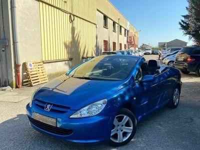 occasion Peugeot 307 CC 2.0 (138Ch)