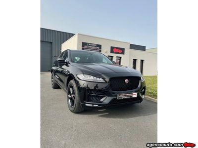 occasion Jaguar F-Pace 2.0 D 180 BLACK LIMITED R-SPORT AWD BVA