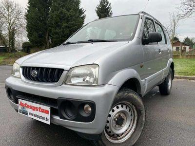 occasion Daihatsu Terios 1.3i 16v 4X4*CARPASS*