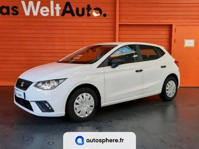 occasion Seat Ibiza 1.0 80 ch S/S BVM5 Reference Business