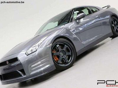 occasion Nissan GT-R 3.8 Turbo V6 550cv - Black Edition -